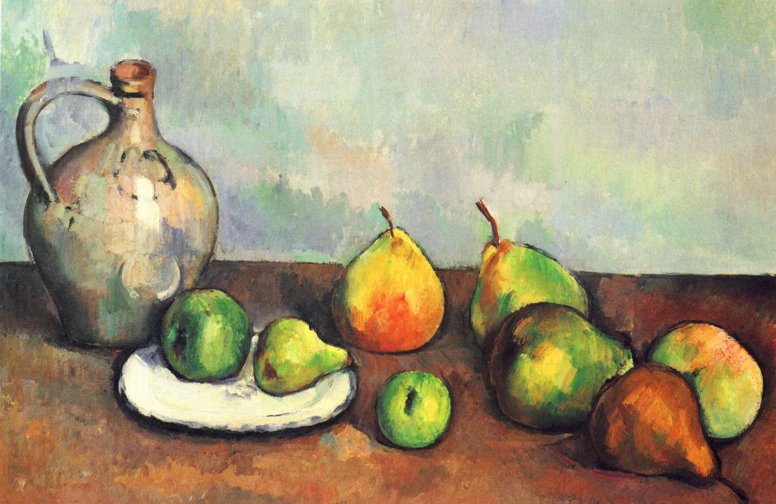 Image result for cezanne drawings still life